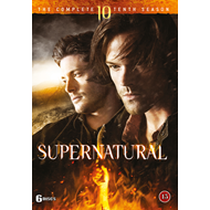 Supernatural - Sesong 10 (DVD)