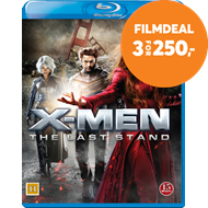 Produktbilde for X-Men 3 - The Last Stand (BLU-RAY)