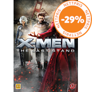 Produktbilde for X-Men 3 - The Last Stand (DVD)