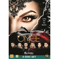 Once Upon A Time - Sesong 6 (DVD)