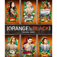 Orange Is The New Black - Sesong 3 (DVD)