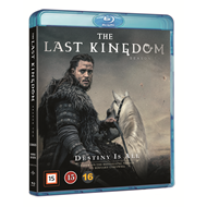 The Last Kingdom - Sesong 2 (BLU-RAY)