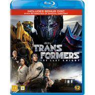 Transformers 5 - The Last Knight (BLU-RAY)