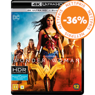 Produktbilde for Wonder Woman (4K Ultra HD + Blu-ray)