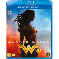 Wonder Woman (Blu-ray 3D + Blu-ray)
