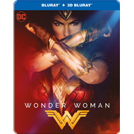 Wonder Woman - Limited Steelbook Edition (Blu-ray + 3D Blu-ray)