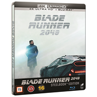 Blade Runner 2049 - Limited Steelbook Edition (4K Ultra HD + Blu-ray)