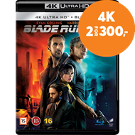 Produktbilde for Blade Runner 2049 (4K Ultra HD + Blu-ray)