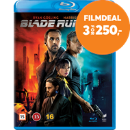 Produktbilde for Blade Runner 2049 (BLU-RAY)