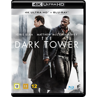 The Dark Tower (4K Ultra HD + Blu-ray)