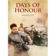 Days Of Honor - Sesong 1 (svensk import) (DVD)