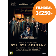 Produktbilde for Bye Bye Germany (DVD)
