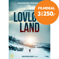 Produktbilde for Lovløst Land (DVD)