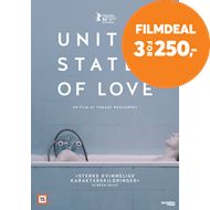 Produktbilde for United States Of Love (DVD)