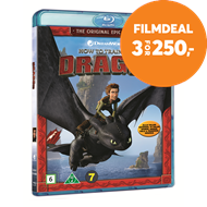 Produktbilde for Dragetreneren (BLU-RAY)