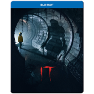 It (2017) - Limited Steelbook Edition (BLU-RAY)