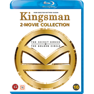 Produktbilde for Kingsman - 2-Movie Collection (BLU-RAY)