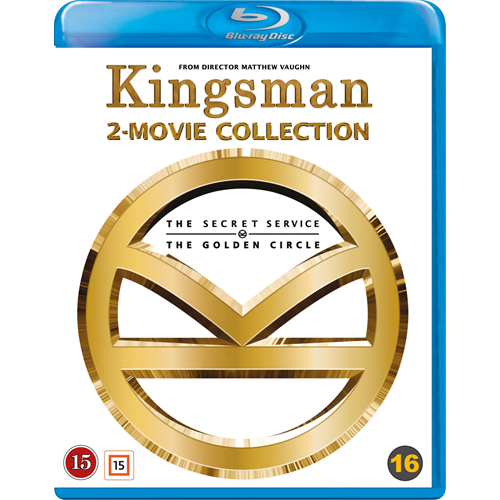 Kingsman - 2-Movie Collection (BLU-RAY)