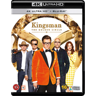 Kingsman 2: The Golden Circle (4K Ultra HD + Blu-ray)