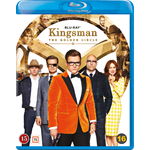 Kingsman 2: The Golden Circle (BLU-RAY)