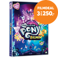 Produktbilde for My Little Pony - The Movie (DVD)