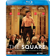 Produktbilde for The Square (BLU-RAY)