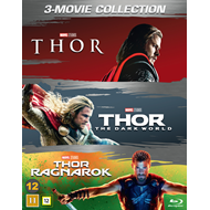 Thor 1-3 (UK-import) (BLU-RAY)