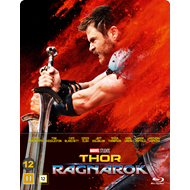 Thor 3 - Ragnarok - Limited Steelbook Edition (Blu-ray + DVD)