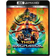 Produktbilde for Thor 3 - Ragnarok (4K Ultra HD + Blu-ray)