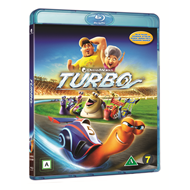 Turbo (BLU-RAY)
