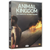 Produktbilde for Animal Kingdom - Sesong 2 (DVD)
