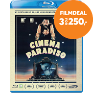 Produktbilde for Cinema Paradiso (BLU-RAY)