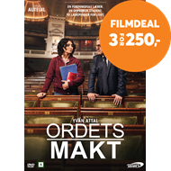 Produktbilde for Ordets Makt (DVD)