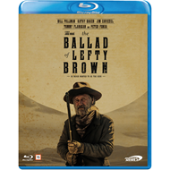 The Ballad Of Lefty Brown (BLU-RAY)