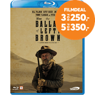 Produktbilde for The Ballad Of Lefty Brown (BLU-RAY)