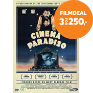 Produktbilde for Cinema Paradiso (DVD)