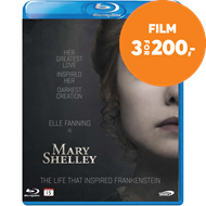 Produktbilde for Mary Shelley (BLU-RAY)
