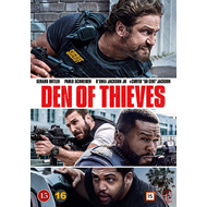 Den Of Thieves (DVD)