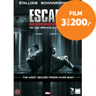 Produktbilde for Escape Plan (DK-import) (DVD)