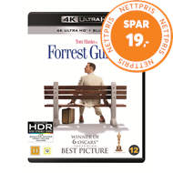 Produktbilde for Forrest Gump (4K Ultra HD + Blu-ray)