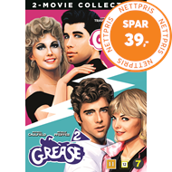 Produktbilde for Grease 1-2  (Remastered) (DVD)