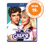 Produktbilde for Grease 2 (BLU-RAY)