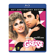 Grease (Remastered) (BLU-RAY)