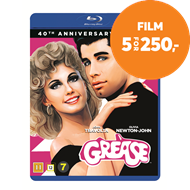 Produktbilde for Grease (Remastered) (BLU-RAY)