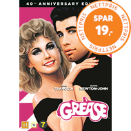 Produktbilde for Grease (Remastered) (DVD)