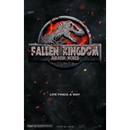 Jurassic World 2 - Fallen Kingdom (BLU-RAY)