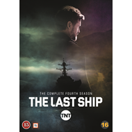 The Last Ship - Sesong 4 (DVD)