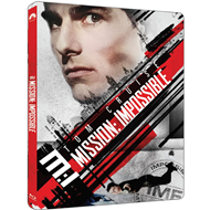 Produktbilde for Mission: Impossible 1 - Limited Steelbook Edition (BLU-RAY)