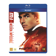 Mission: Impossible 1 (BLU-RAY)