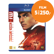 Produktbilde for Mission: Impossible 1 (BLU-RAY)